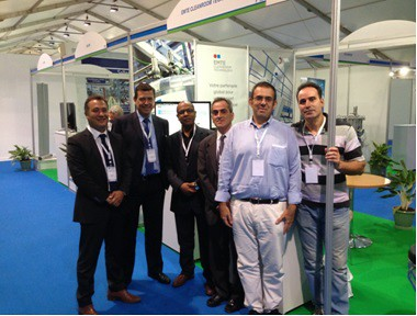 EMTE Cleanroom Technology presents its Bio&Pharma proposals in the Maghreb