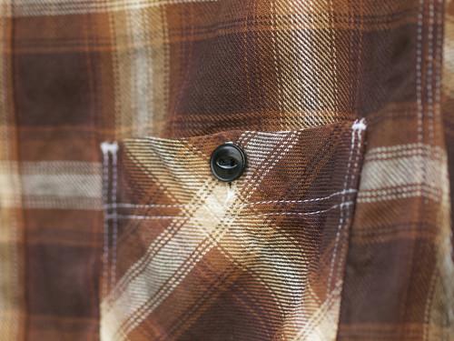 Five Brother / Light Flannel Workshirt