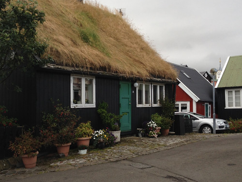 Faroe Islands - Thorshavn old town