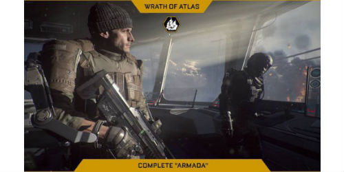 Two Achievements for Call of Duty: Advanced Warfare unveiled