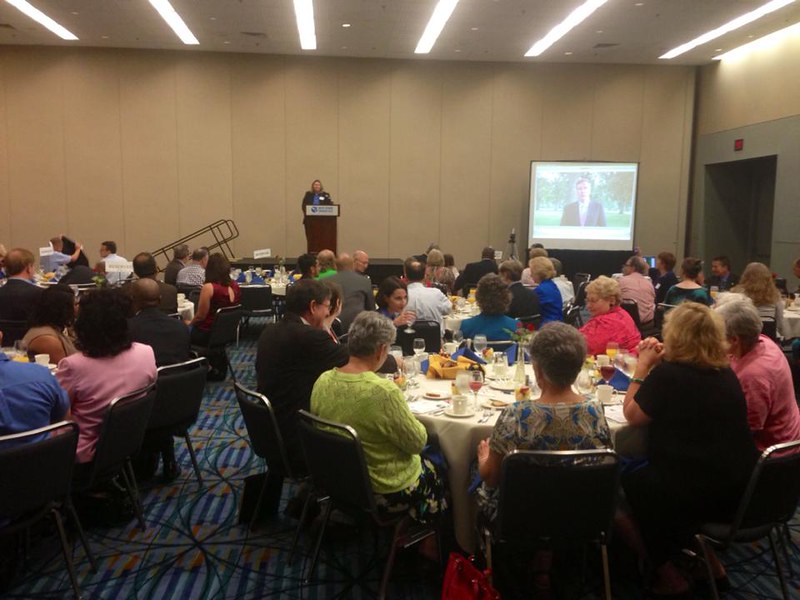 Senator Warner Video at Equality Breakfast 2013