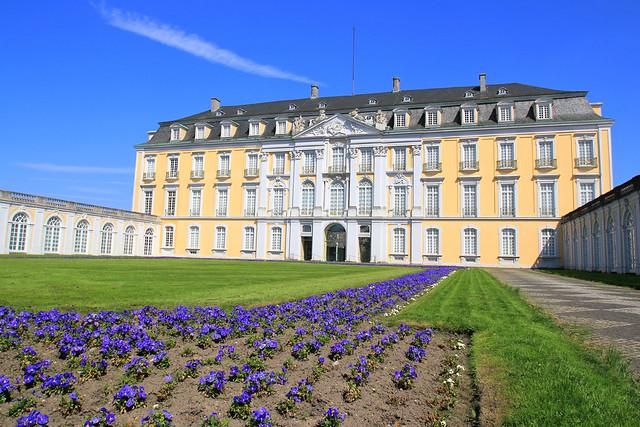 Augustusburg palace, Brühl, Germany