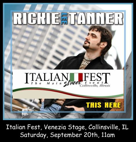Rickie Lee Tanner 9-20-14