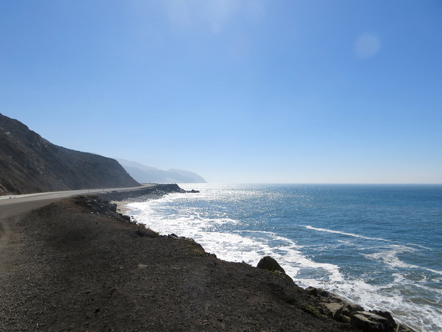 pch south of mugu rock