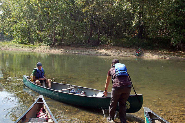 berryman trek 2 canoe 2 pi4