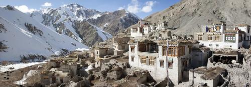 winter india snow mountains landscape village explore himalayas ladakh gettyimages mcmanus rumbak hemishighaltitudenationalpark