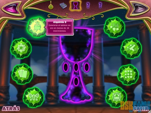 Bejeweled 3 - Modo Misiones