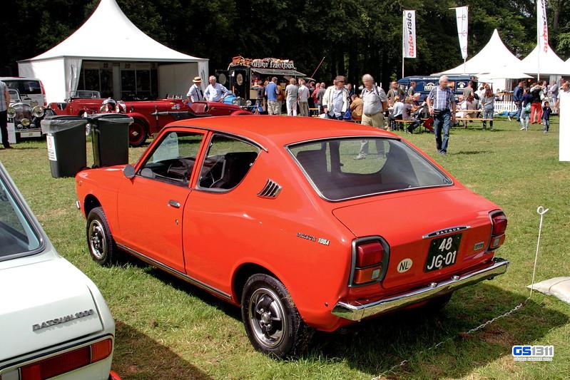 Nissan Frontier Wiki >> Datsun 100A Cherry (1970)
