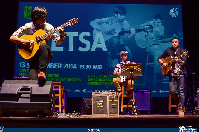 Serambi Jazz - Sketsa -Surabaya - 2014 (18)