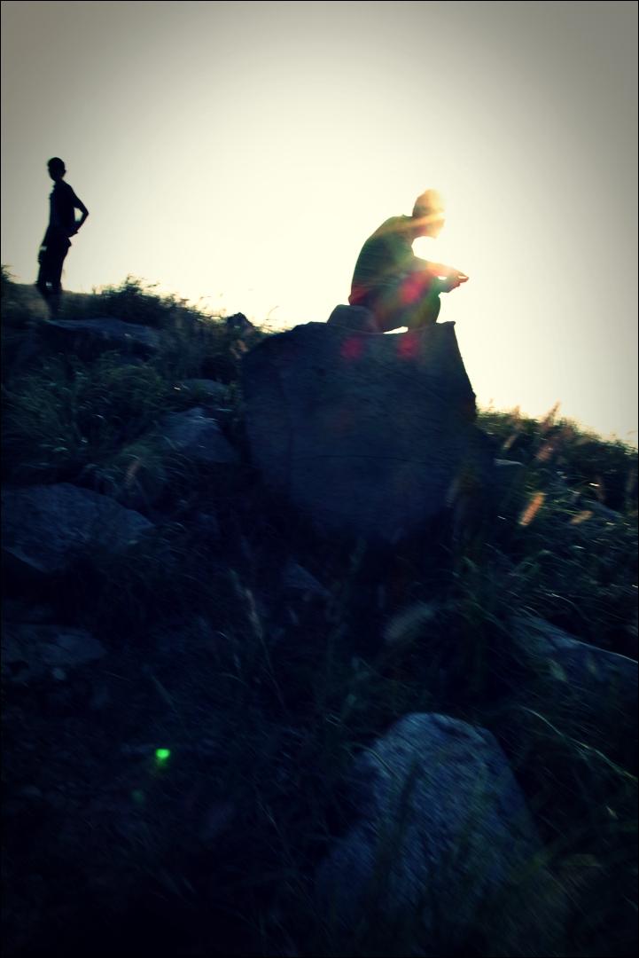 산책-'굴업도 백패킹'