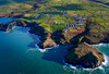 Tintagel from 1500 feet