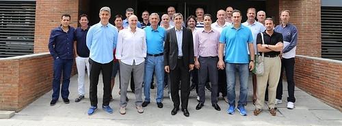 Repesa al meeting degli allenatori di Eurolega