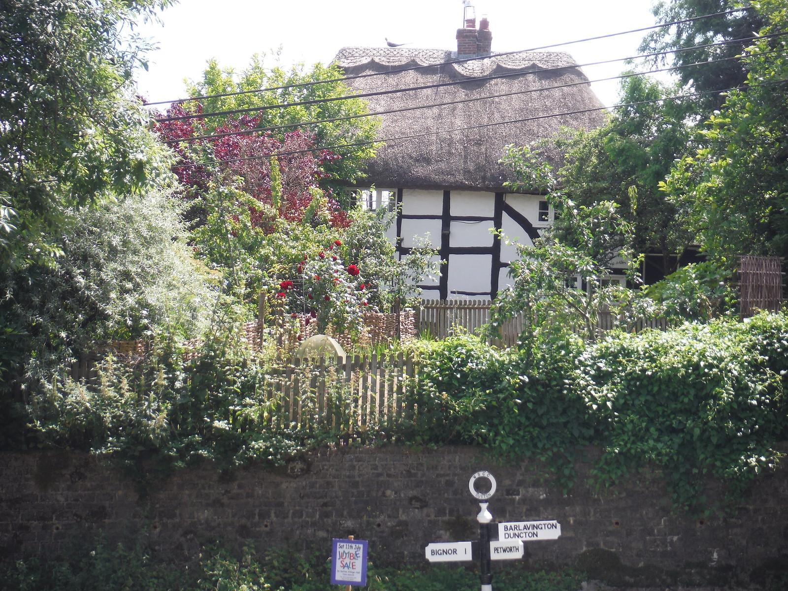 House in Sutton SWC Walk 217 Midhurst Way: Arundel to Midhurst