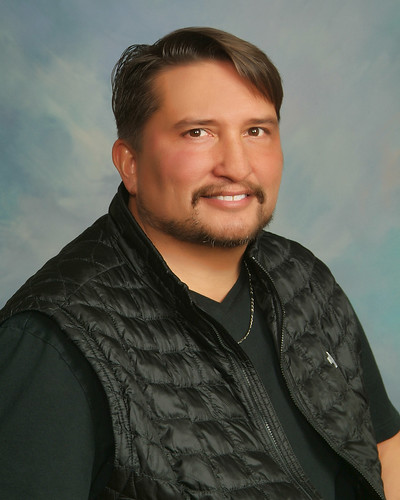 Tribal Council Vice Chairperson Wayne Wilson