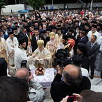 Resurrection of Christ Cathedral in Tirana Consecrated by His All-Holiness, the Ecumenical Patriarch Bartholomew I
