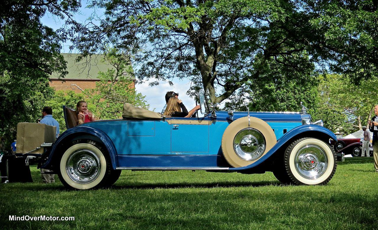 1929 Packard 640 Runabout