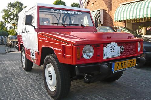 Volkswagen Typ 183 Iltis 1981 (1170467)