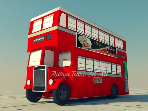 BEST Double Decker Bus (Retro)