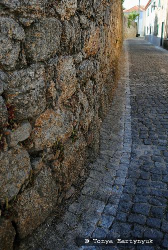 6 - провинция Португалии - маленькие города, посёлки, деревушки округа Каштелу Бранку