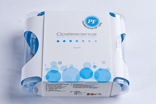 權泓牙醫診所的美白居家護理組-歐卓登特10%牙齒美白劑5