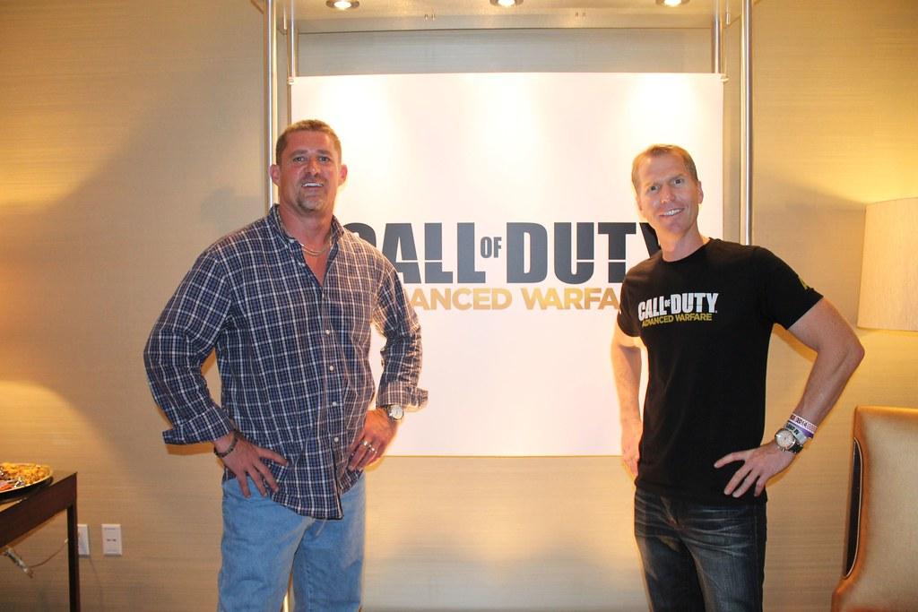 Glen und Michael Sledgehammer Games CodAW