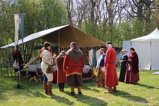 das Lager der frzb am Osterlager 2014