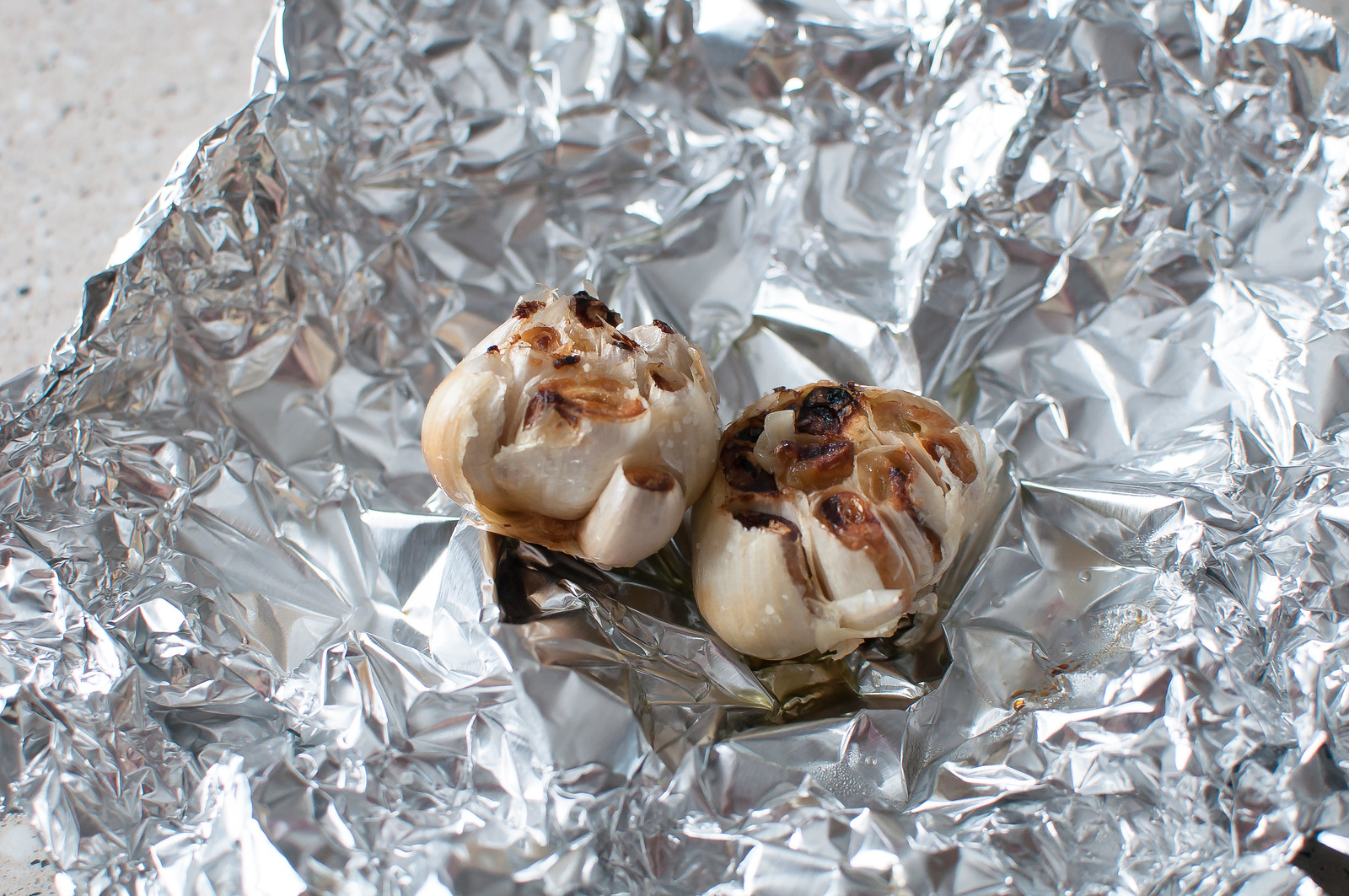 Roasted Garlic 4