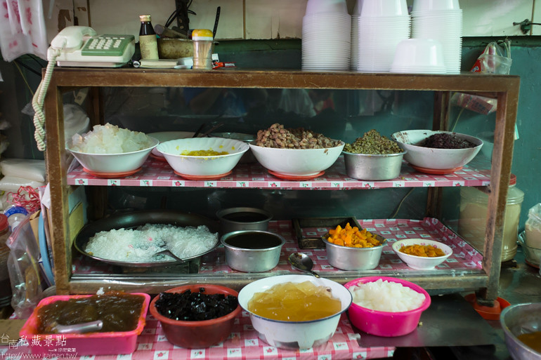 台南私藏景點--麻豆助碗粿、林媽媽鍋燒意麵、龍泉冰店 (19)