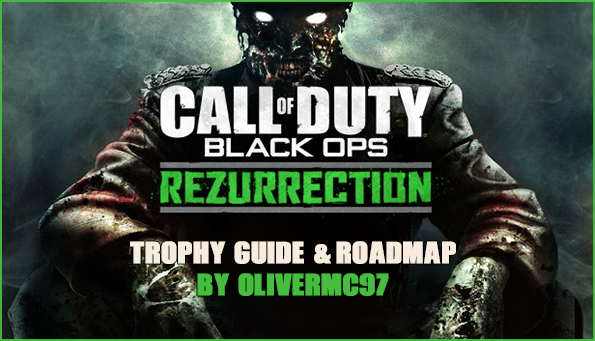 Call of Duty: Black Ops - Rezurrection - Trophy Guide and Road Map ...