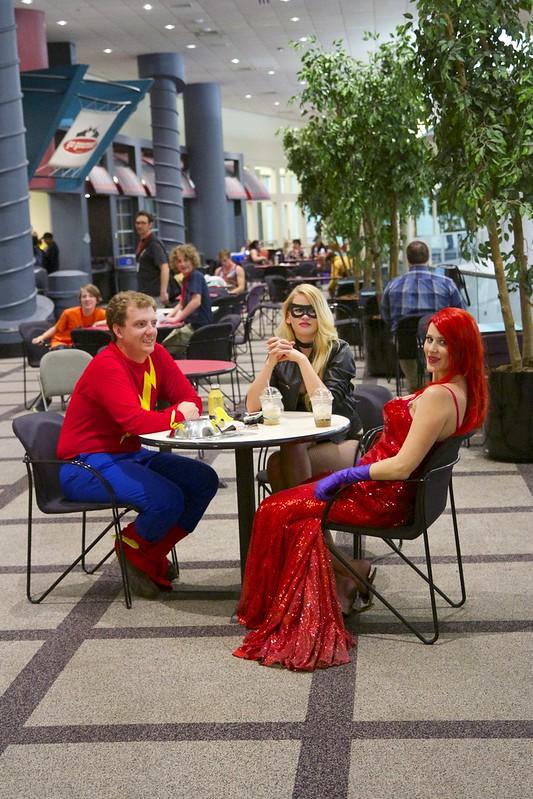 Denver Comic Con 2014 - 63