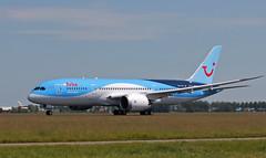 Arke 787-8 Dreamliner #Dreamcatcher - Amsterdam airport Schiphol