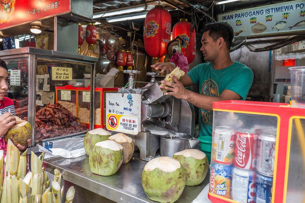 Stall at Chinatown Markets in Kuala Lumpur, Malaysia.jpg