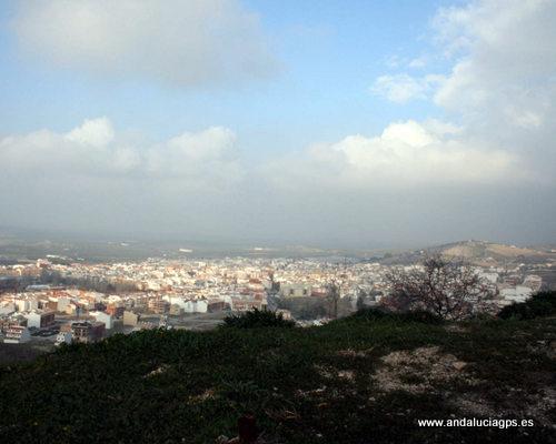 Jaén Torre del Campo - Vista general GPS 37.760278, -3.903611