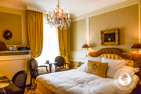 Hotel Heritage Room Bruges Belgium