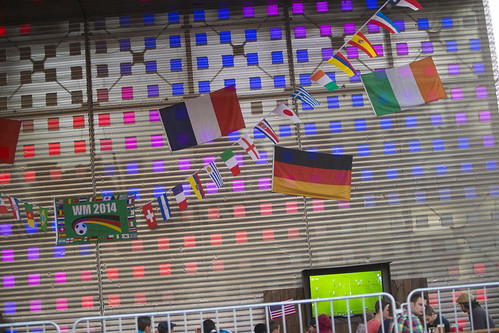 WM Biergarten 2014