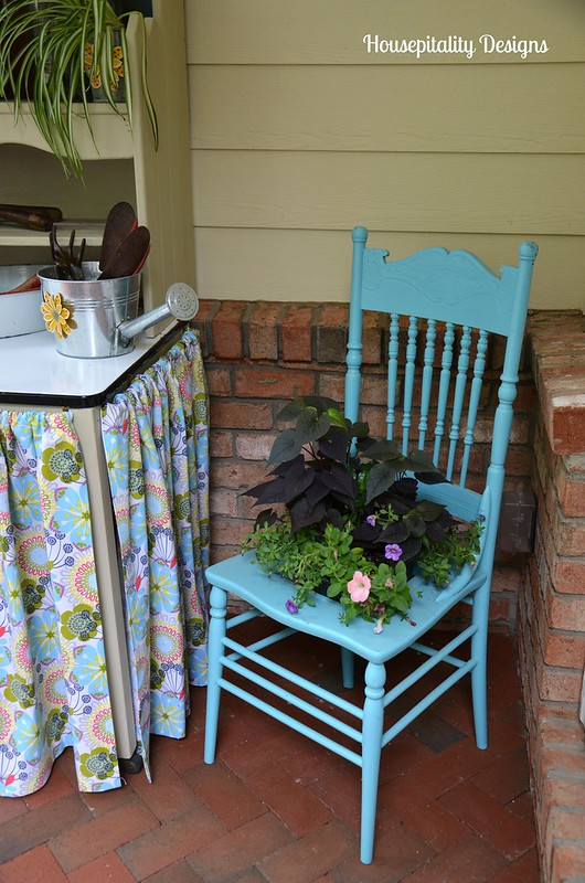 Potting Bench 2014