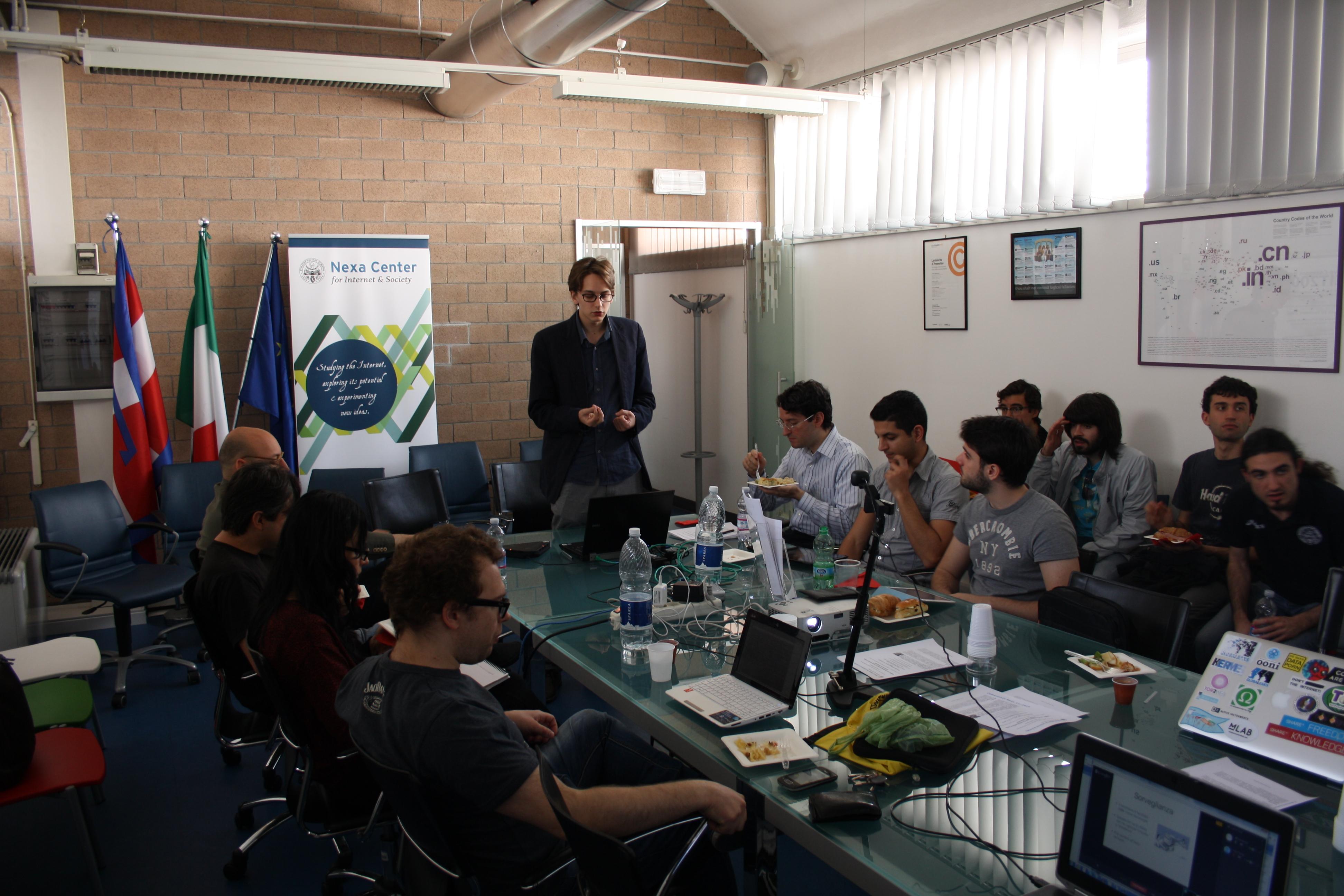 21° Nexa Lunch Seminar - OONI: un framework per la misurazione della censura su Internet