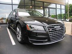 automobile, automotive exterior, audi, executive car, wheel, vehicle, automotive design, audi s8, grille, audi a8, bumper, sedan, land vehicle, luxury vehicle,