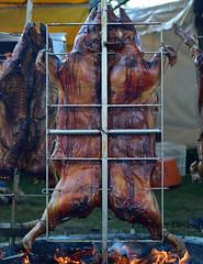 parrillada de cerdo