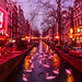 Red Light District, Amsterdam by Mr. Ansonii