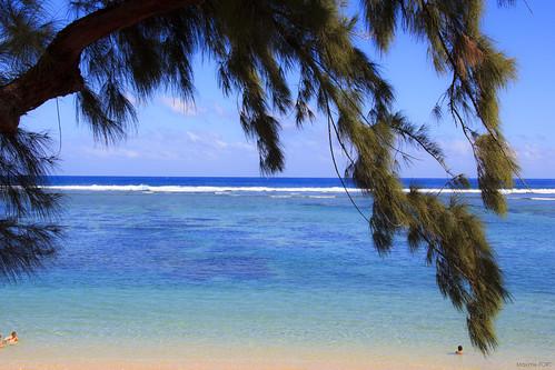 Reunion Island - Lagoon