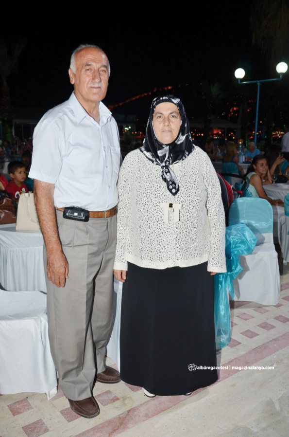 Ali Arslan, Sabiha Arslan