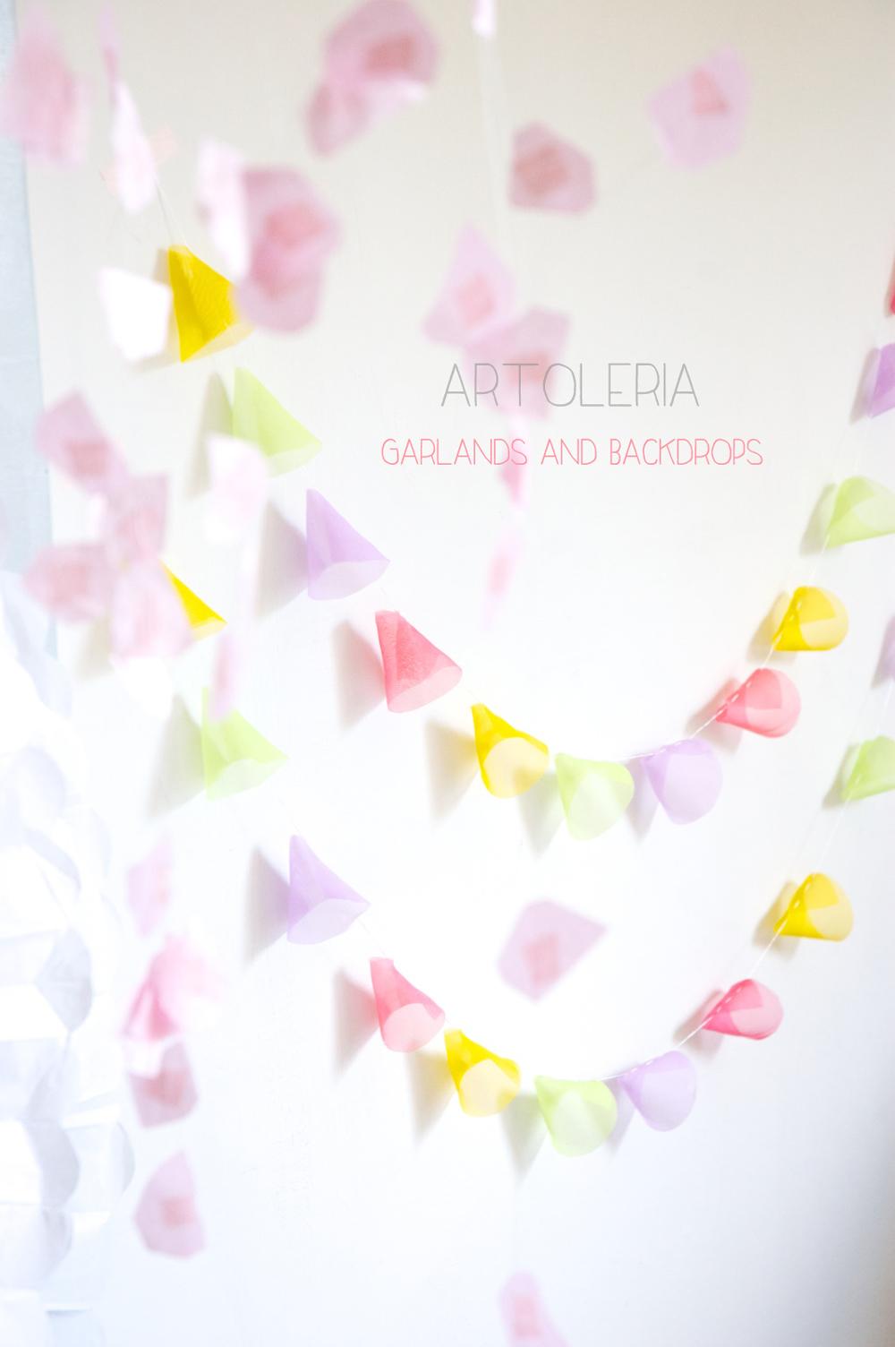 decor and creative backdrops Artoleria