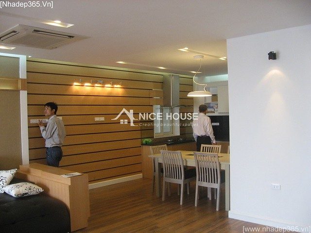 Thiết kế nội thất chung cư M5 - Hà Nội_08
