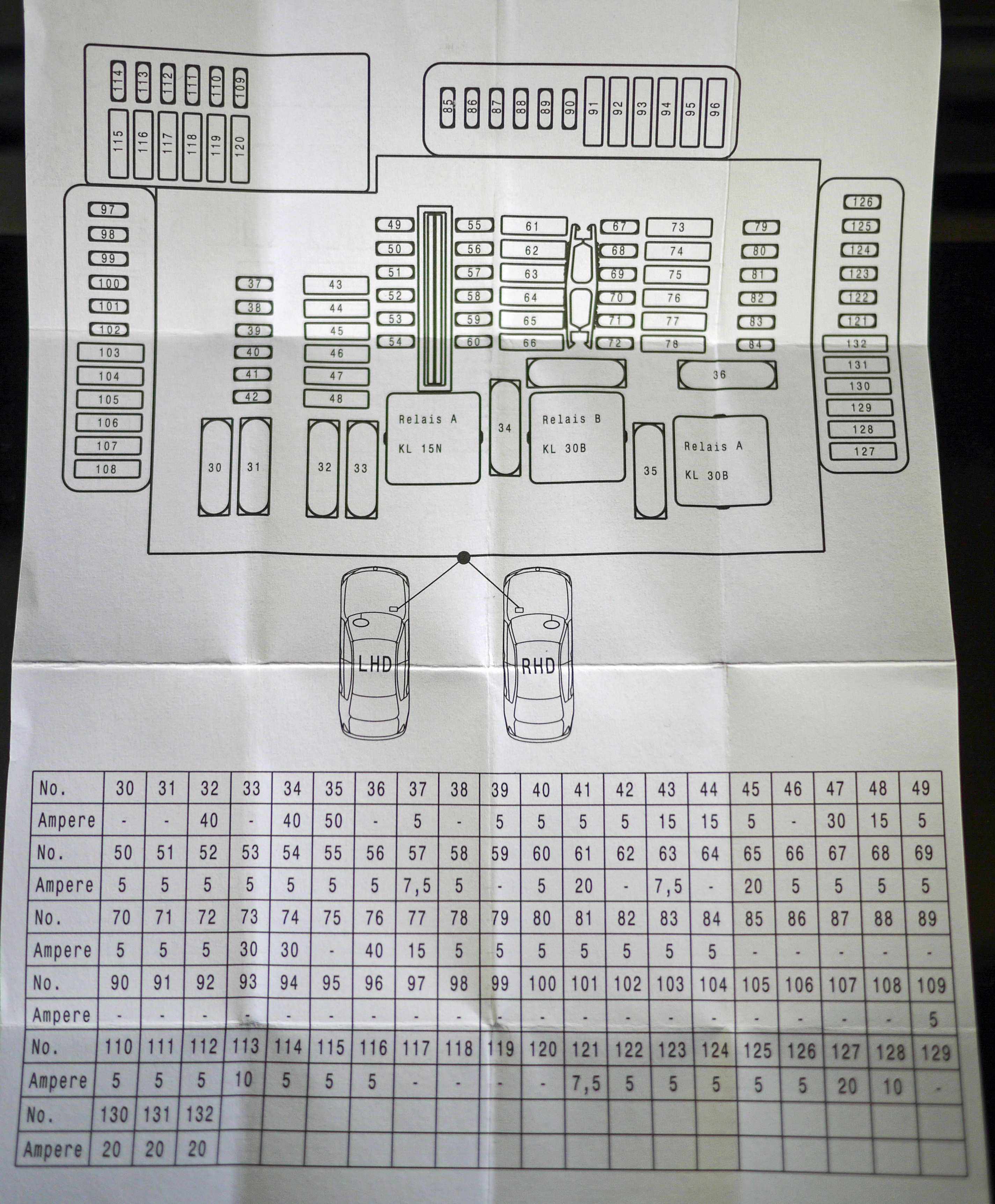 Re: Fuse box schematic