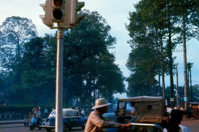 Saigon 1965 - Ngã ba Gia Định (ngã ba Chi Lăng-Lê Văn Duyệt)