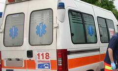 ambulanza evidenza