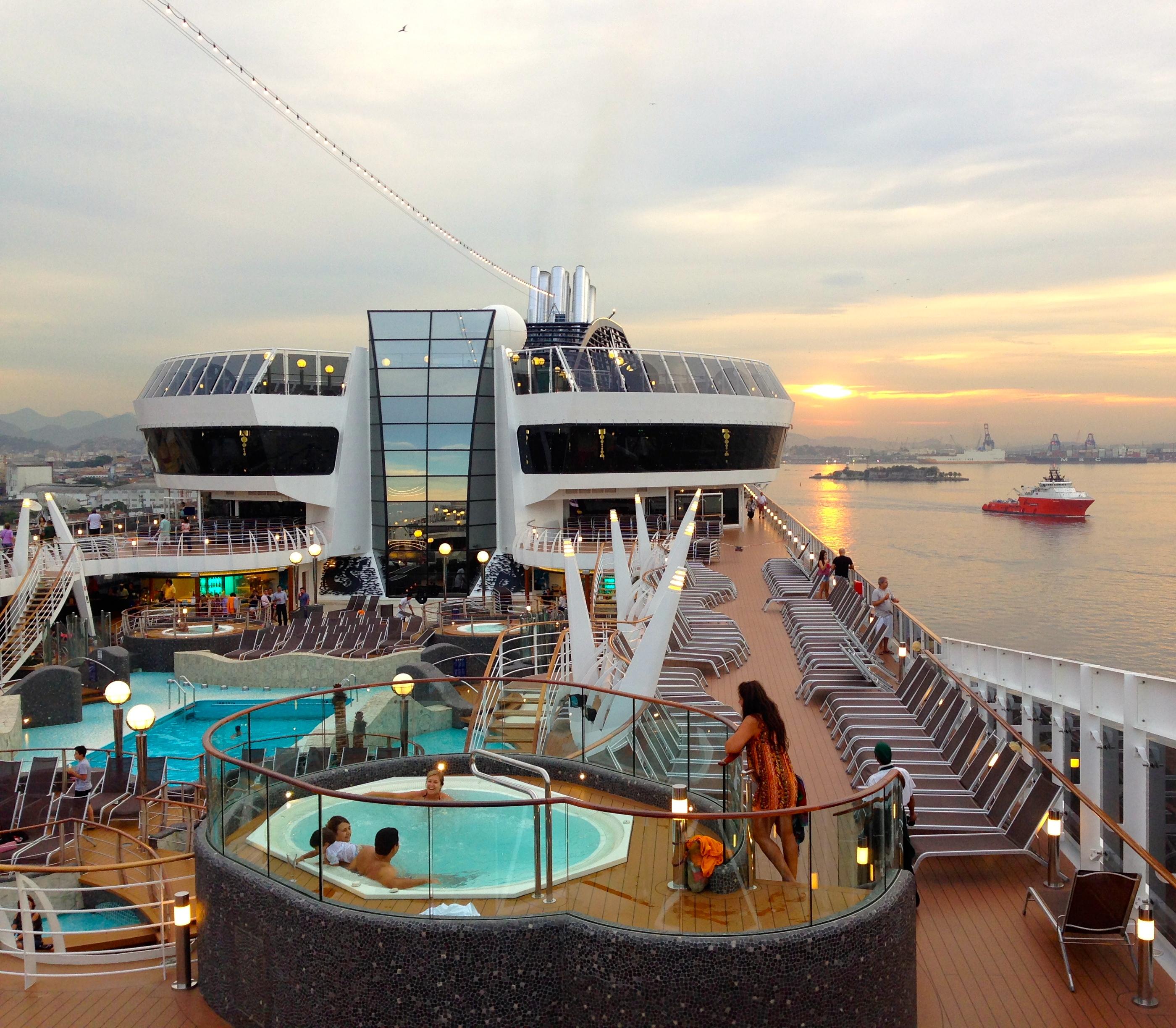 Msc Yacht Club Seaside Suites: MSC Divina: O Primeiro Cruzeiro, A Gente Nunca Esquece