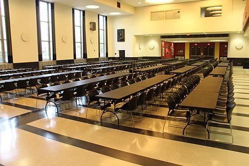 CMU Great Hall - Classroom