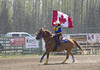 Chinook Riders - Canadian Flag